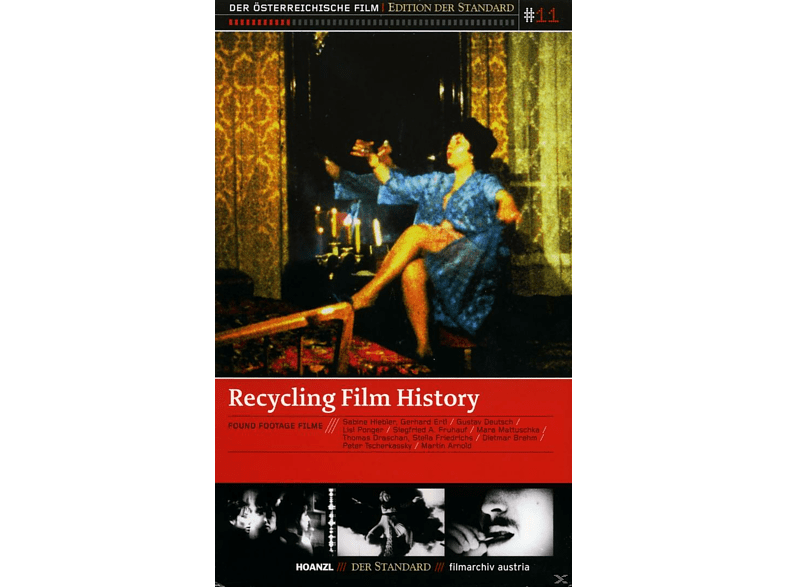 Recycling Film History [DVD]