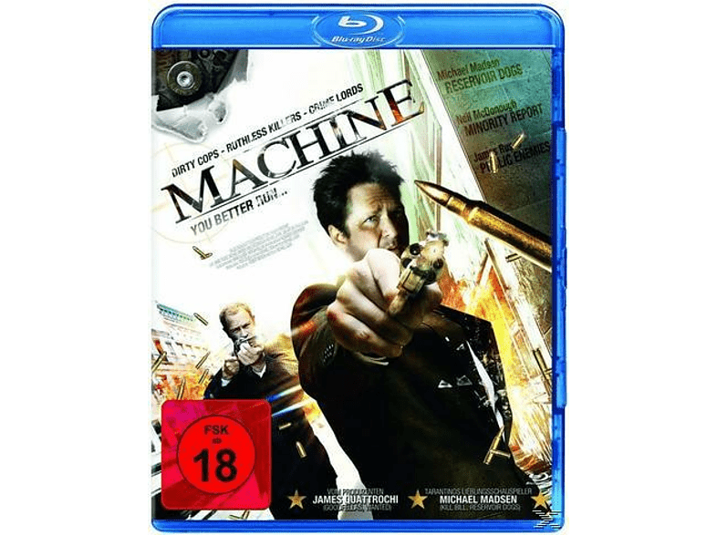 Machine [Blu-ray]