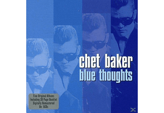 Chet Baker - Blue Thoughts  - (CD)