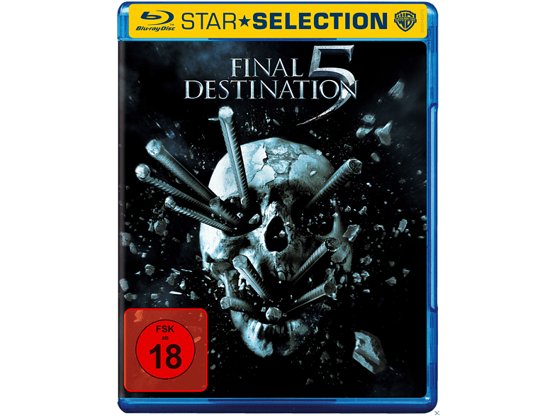 Final Destination 5 [Blu-ray]