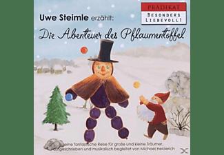 Uwe Steimle - Abenteuer des Pflaumentoffel  - (CD)