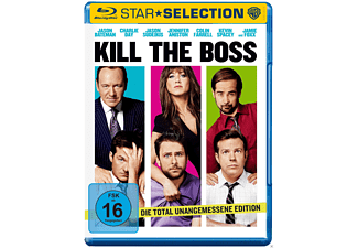 Kill the Boss - Die total unangemessene Edition Blu-ray