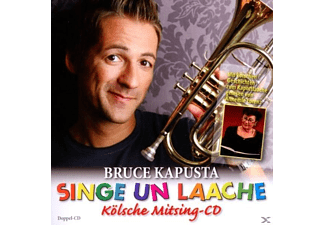 Bruce Kapusta - Singe & Laache  - (CD)