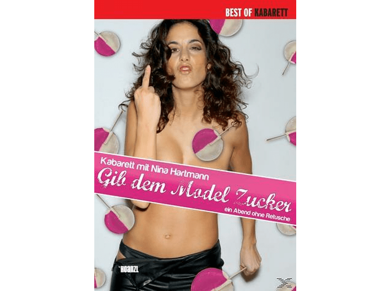Gib dem Model Zucker [DVD]