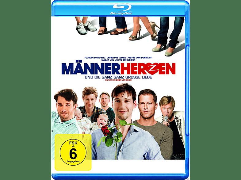 Männerherzen und die ganz, ganz große Liebe [Blu-ray]