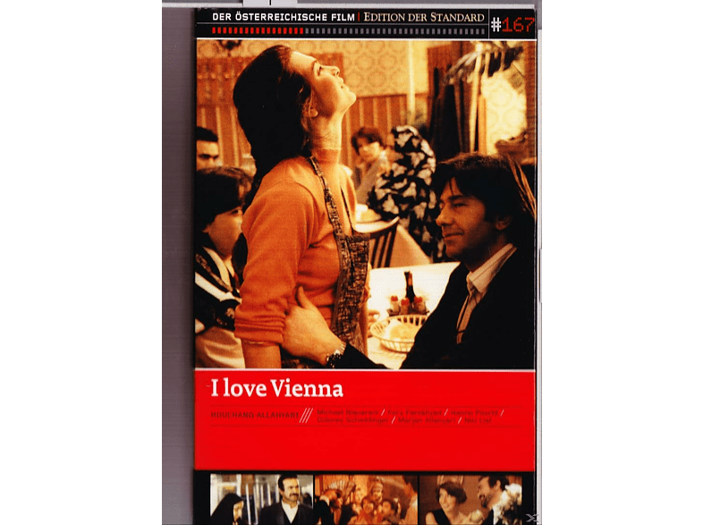 I Love Vienna [DVD]