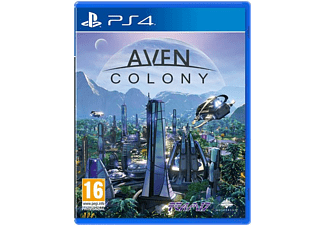 Aven Colony PlayStation 4