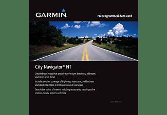 GARMIN City Navigator Europa NT - Italien+Griechenland MicroSD/SD Karte, Kartenmaterial, passend für Navigationsgerät, Schwarz