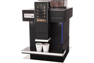 MACCHIAVALLEY 3003000 NEVIS Black Steel Kaffeevollautomat Schwarz