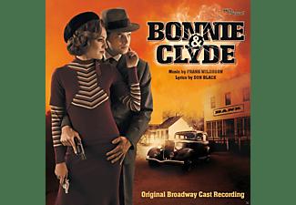 Original Broadway Cast Recording - Bonnie & Clyde  - (CD)