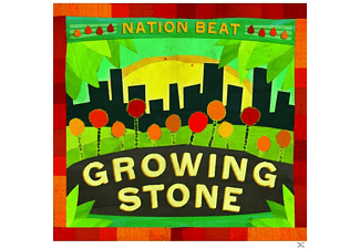 Beat Nation - Growing Stone  - (CD)