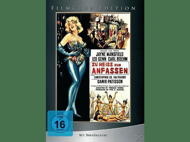 Jayne Mansfield, Leo Genn, Karlheinz Böhm - Zu heiss zum Anfassen [DVD]