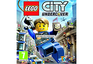 WARNER BROS Lego City Undercover PlayStation 4 Oyun