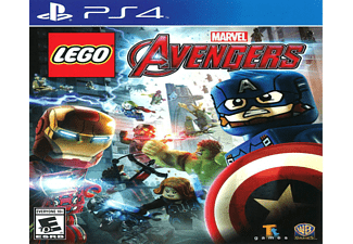 WARNER BROS Lego Marvel's Avengers PlayStation 4 Oyun