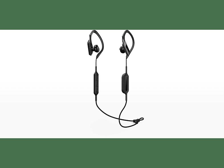 PANASONIC RP-BTS 10 E-K, In-ear Kopfhörer Bluetooth Schwarz