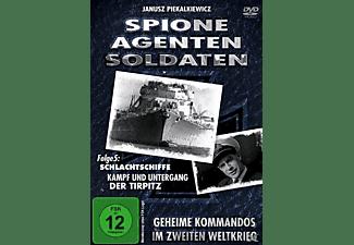 Spione-Agenten-Soldaten (05) - Kampf und Untergang der Tirpitz DVD
