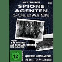 Spione-Agenten-Soldaten (06) - Das Attentat auf Reinhard Heydrich [DVD]