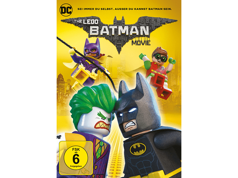 The LEGO Batman Movie [DVD]