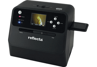REFLECTA Combo Album Scanner , 4.416 x 2.944 Pixel, 3200 dpi, CMOS