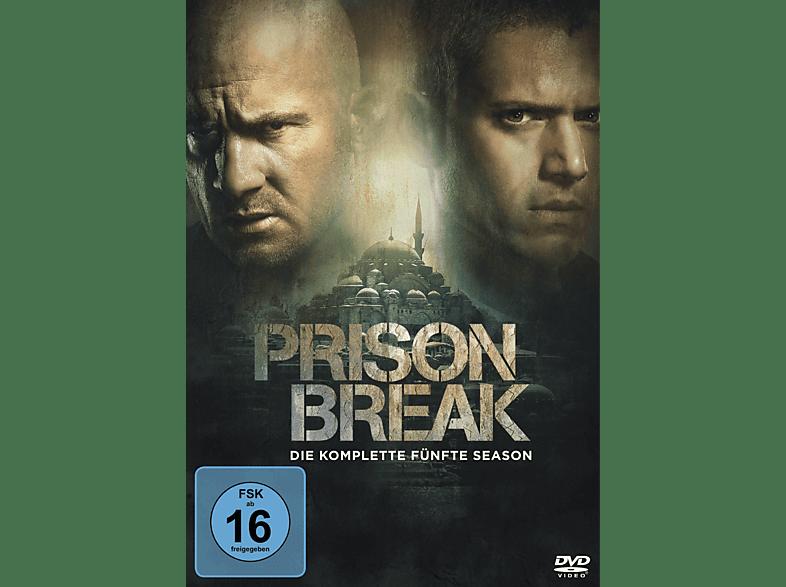 Prison Break Serien Stream Staffel 5