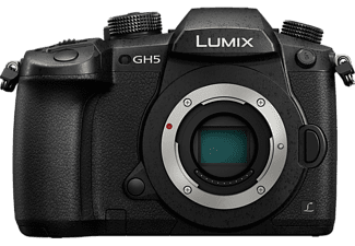 PANASONIC Hybride camera Lumix G DC-GH5 Body