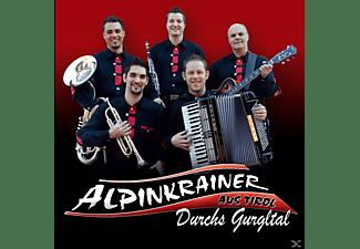 Alpinkrainer Aus Tirol, Alpinkrainer - Durchs Gurgltal  - (CD)