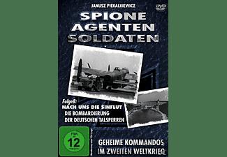 Spione Agenten - Die Bombardierung der deutschen Talsperren DVD