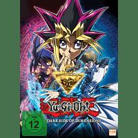 Yu-Gi-Oh! The Dark Side of Dimensions DVD