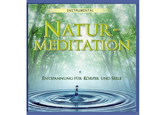 Friedbert Kerschbaumer - Naturmeditation  - (CD)