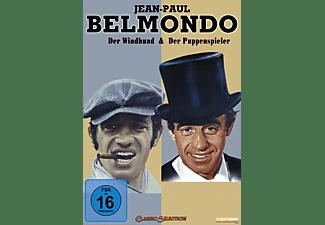 Jean Paul Belmondo Double Feature DVD