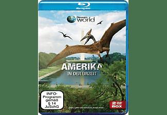 Amerika in der Urzeit Blu-ray