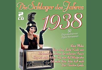VARIOUS - Die Schlager Des Jahres 1938  - (CD)