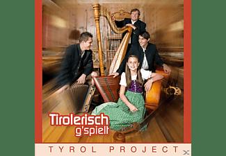 Tyrol Project - Tirolerisch g'spielt  - (CD)