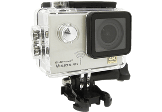 GOXTREME Vision 4K Action Cam 4K, Full HD, HD, WLAN