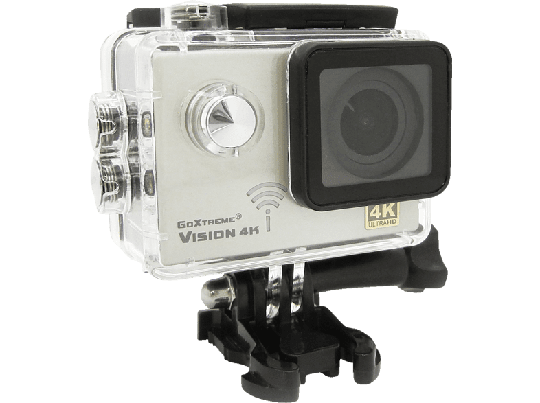 GOXTREME Vision 4K Action Cam 4K, Full HD, HD , WLAN