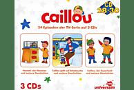 Caillou Hörspielbox 10 - (CD)