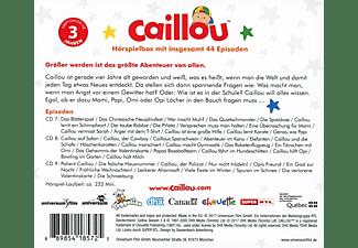 Caillou Hörspielbox 3  - (CD)