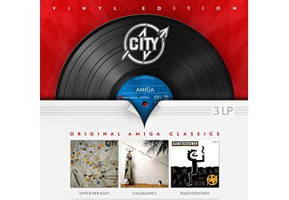 City - City Vinyl Edition (AMIGA LP Box)  - (Vinyl)
