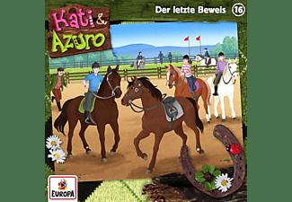 Kati & Azuro - 16/Der letzte Beweis  - (CD)