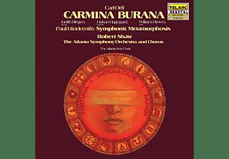 Robert/atlanta Symphony Orchestra And Shaw - Carmina Burana  - (Vinyl)