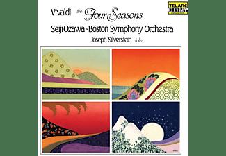 Seiji Ozawa Boston Symphony Orchestra - Vier Jahreszeiten  - (Vinyl)