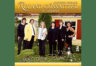 Akkordeon Ensemble Roland Gössnitzer & Sextett - Akkordeon-Träume  - (CD)