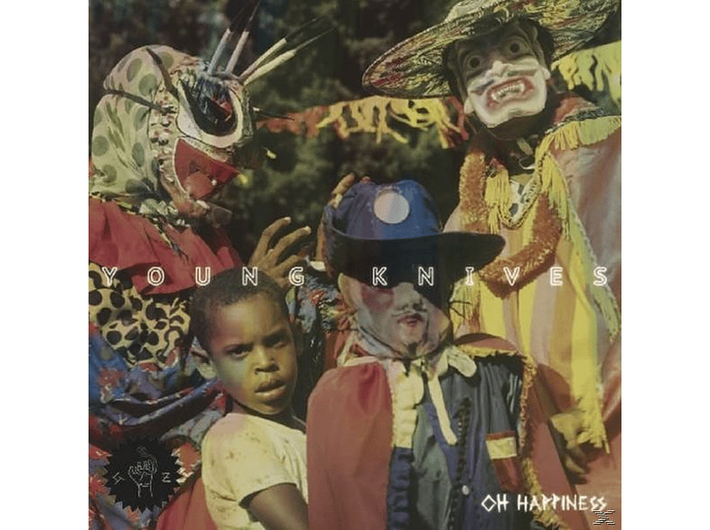 The Young Knives - OH HAPPINESS [EP (analog)]