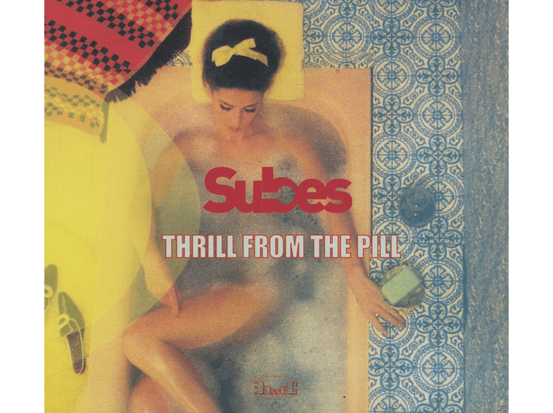 Subes - Thrill From The Pill [CD]