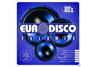VARIOUS - 80's Revolution Euro-Disco Volume 4 - (CD)