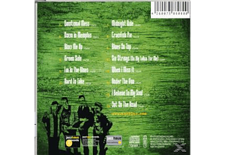 Morblus - Green Side  - (CD)