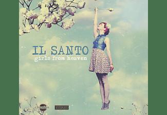 Il Santo - Girls From Heaven  - (CD)
