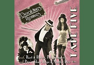 Tape Five - Geraldines Remixes  - (CD)