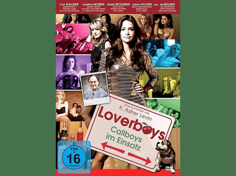 Loverboys-Callboy im Einsatz [DVD]