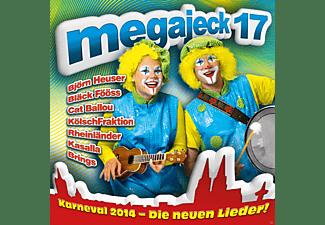 VARIOUS - Megajeck 17  - (CD)